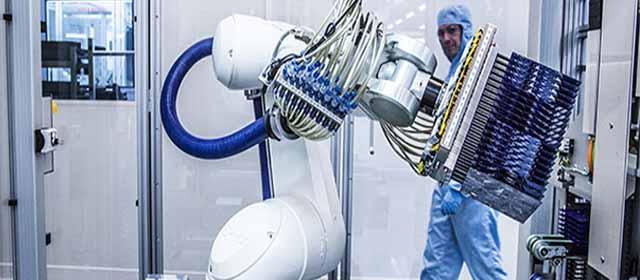 Photo illustration gamme Industrie INTERPLAST