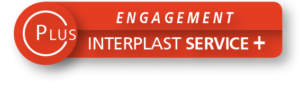 Logo Interplast service plus