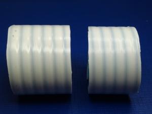 Photo tuyaux spiralés pour référence au tests