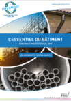 Photo couverture du nouveau catalogue bâtiment 2019 Interplast