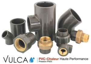 Image RACCORDS PVC-Chaleur VULCA