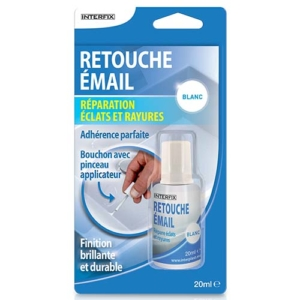 Photo blister flacon Retouche émail 20ml