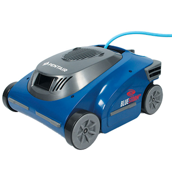 Photo du robot électrique bluestorm
