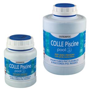 Photo de la gamme Colles PVC piscne pour tuyaux PVC souples en pots