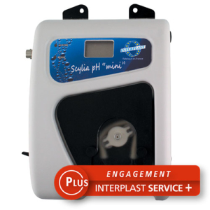 Image Scylia mini pour régulation du PH - Piscine Interplast