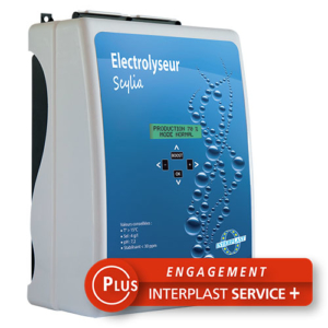 Image Scylia SEL pour électrolyse - Piscine Interplast
