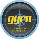 IMAGE LOGO GYRO NAVIGATION SYSTEM