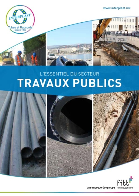 Média Kit Travaux Publics Interplast - FITT MC