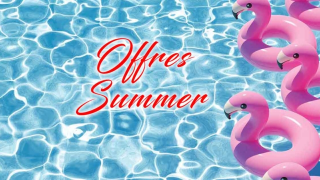 Offres summer piscine Interplast